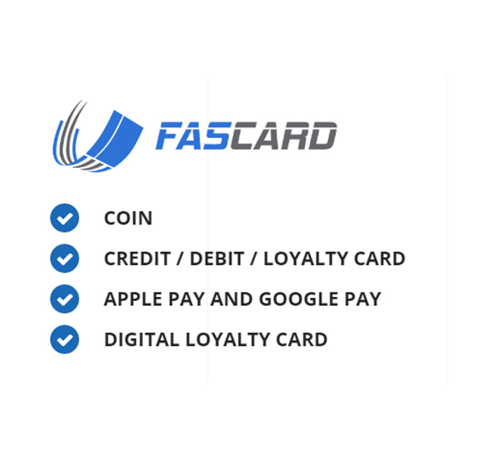 FasCard Loyalty Card