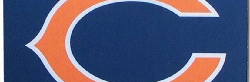 nfl chicago bears mouse pads